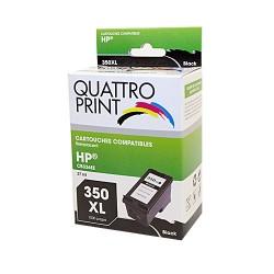 Cartouche d'encre compatible HP 350XL