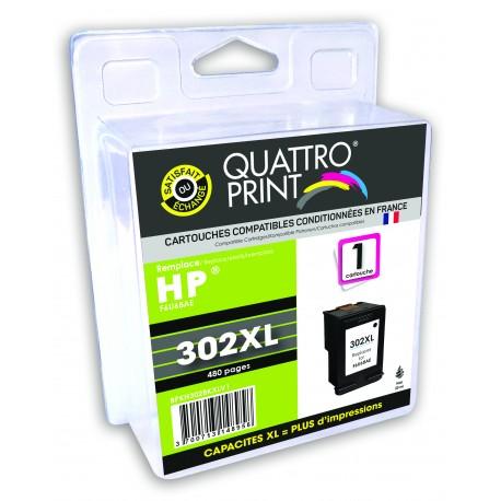 Cartouche compatible 302XL noir