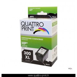 Cartouche d'encre compatible HP300XL