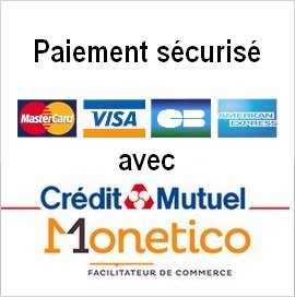 Paiement sécurisé pour vos cartouches d'encres